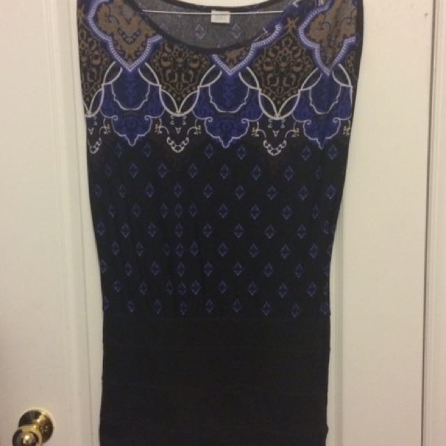 Suzy Shier Dress - Medium