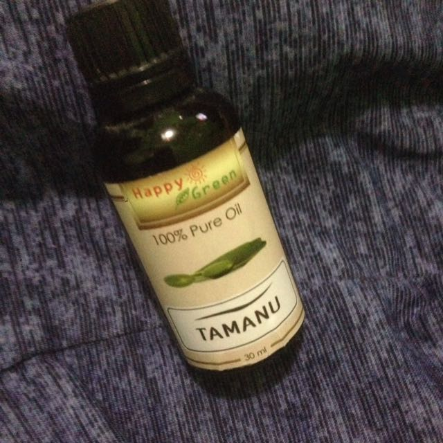 TAMANU OIL HAPPY GREEN