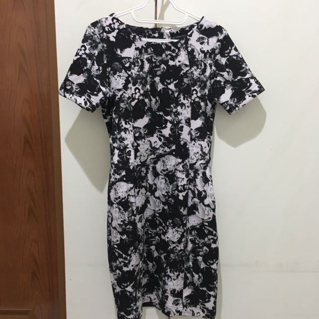 The Executive Floral Dress