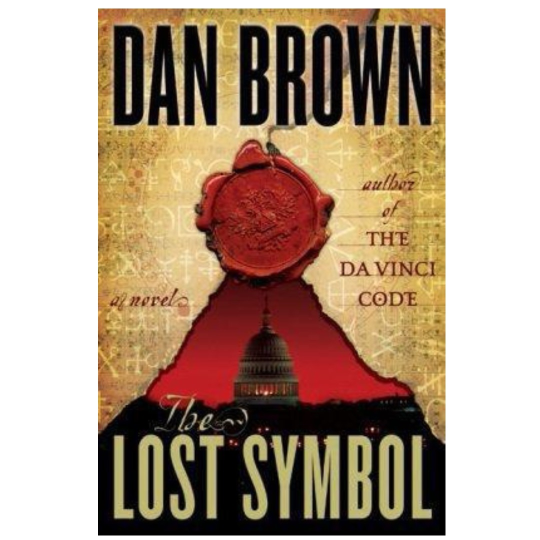 The lost symbol by dan brown books stationery books on carousell the lost symbol by dan brown biocorpaavc