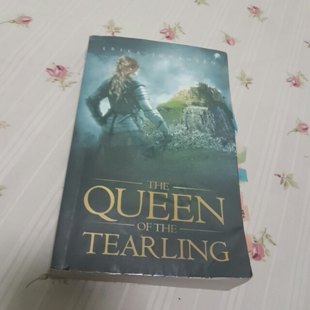 The Queen of the Tearling by Mizan