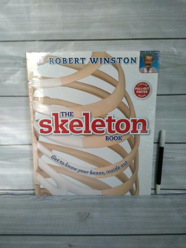The Skeleton Book - Robert Winston