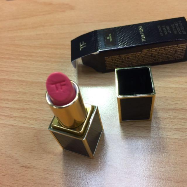 [二手]Tom Ford boy lipstick  唇膏 #patrick #好想找到對的人