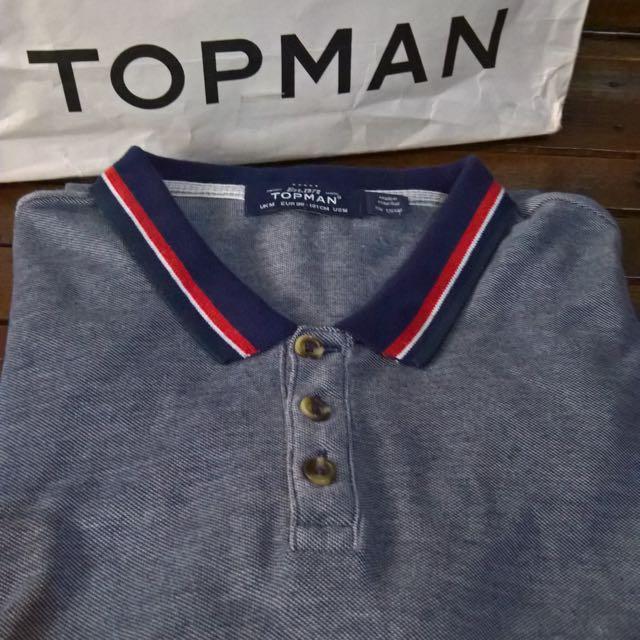Topman Poloshirt Medium