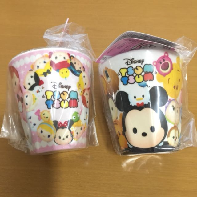 迪士尼Tsum Tsum杯子(2入)