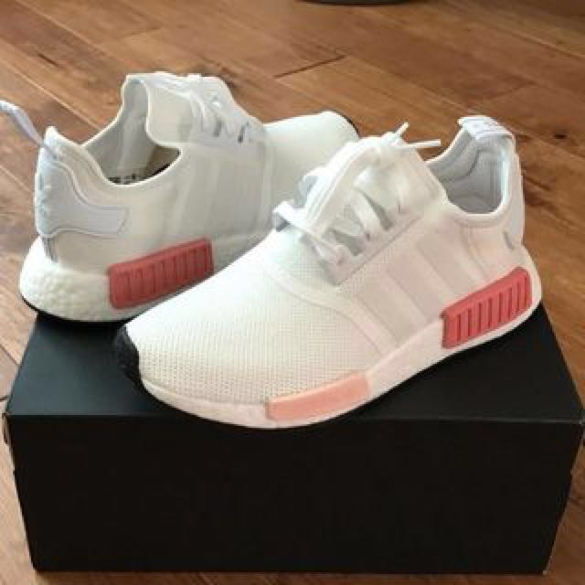 2356178c31aa6 UK4.5 Adidas NMD R1 Women Icey Pink (BY9952)
