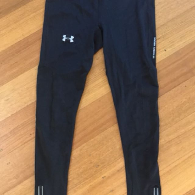 Under Armour compression tights