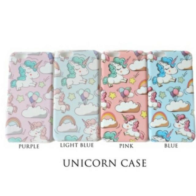 Unicorn Pastel Case