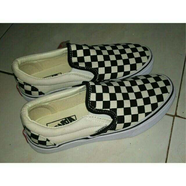 Vans Slip On Checkerboard size 7 - 9