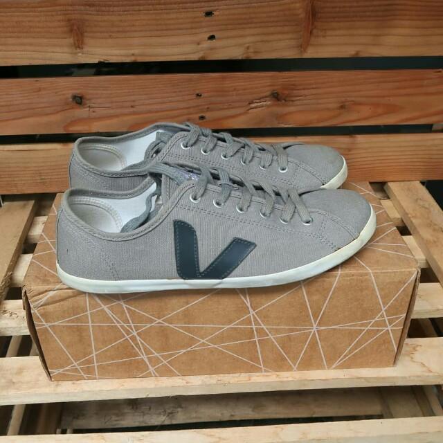 Veja taua grey made in brazil