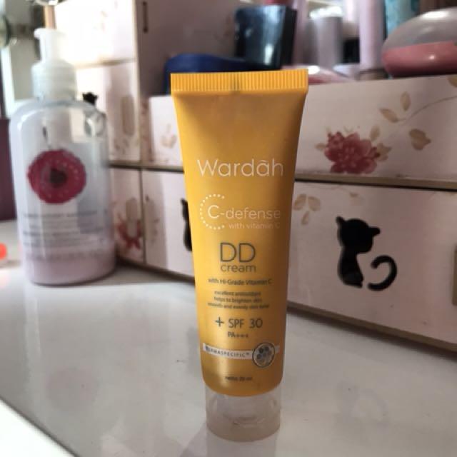 Wardah DD Cream Natural
