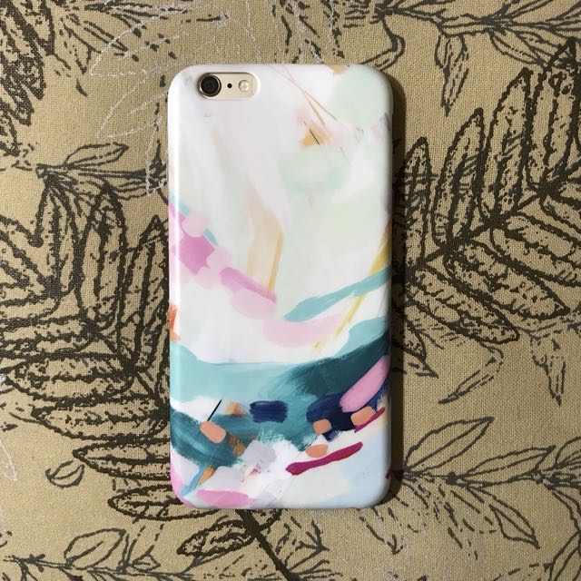 Water Color Paint iPhone 6 PLUS
