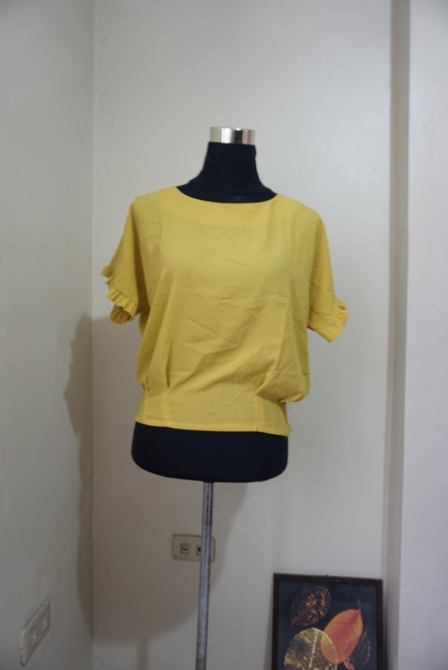 Yellow Office Top