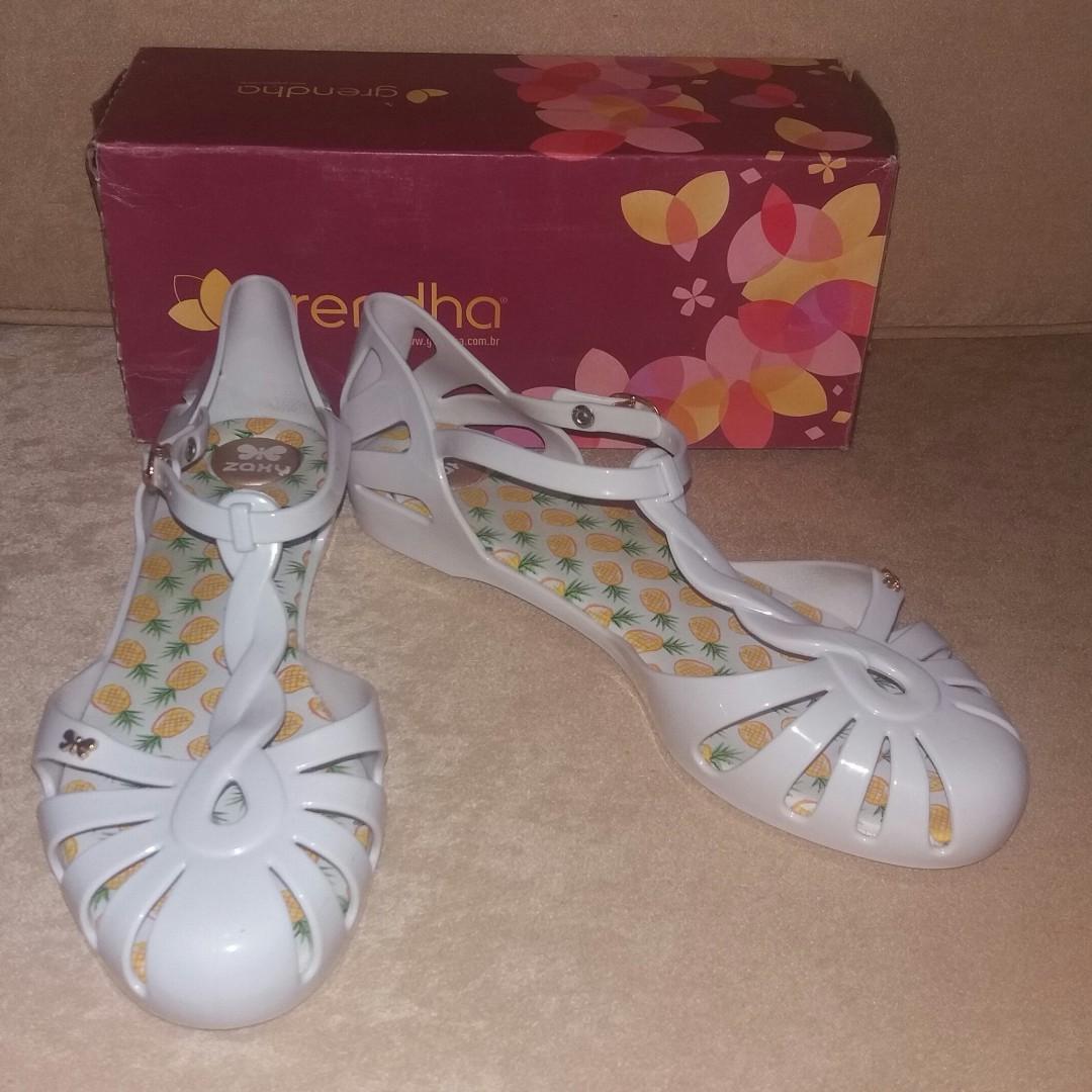 Zaxy White Shoes for Women