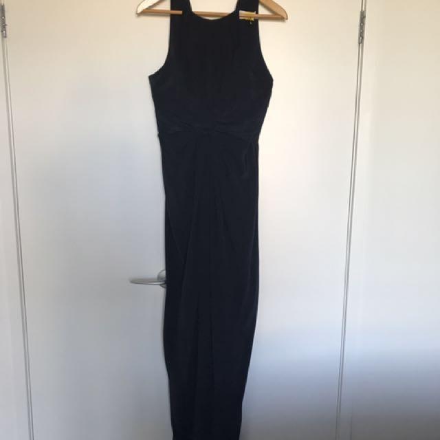 Zimmerman Size 1 Navy Dress