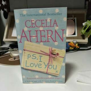 P.S I Love You by Cecelia Ahern