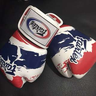 Boxing gloves original fairtex