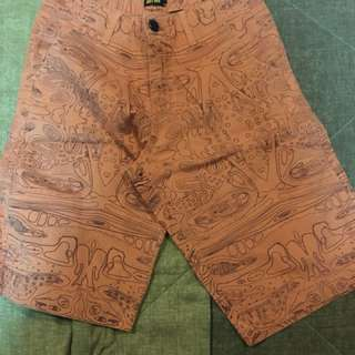 Artwork shorts