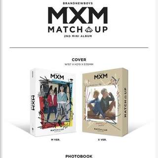 MXM 2nd mini album