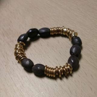 Links of London, rolled gold bracelet