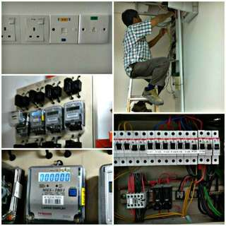 Electrical and Wiring Service