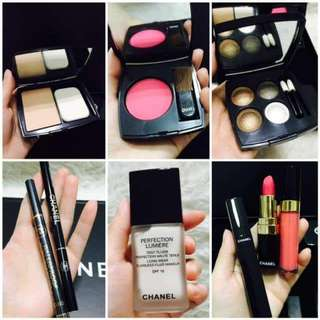 CHANEL 9 IN 1 SET