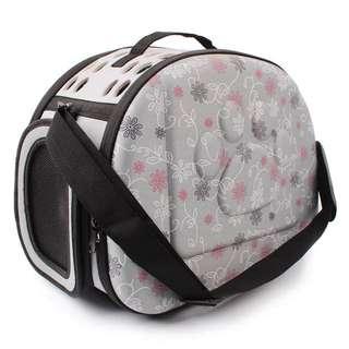 全新可折疊寵物太空包手提寵物外出包