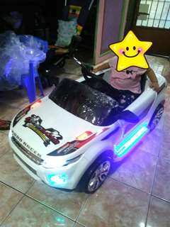 Mainan Mobil Aki Anak PMB M8188