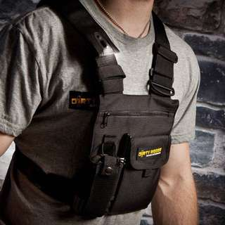 Dirty Rigger® LED Chest Harness