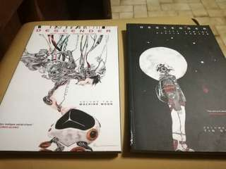 Descender Volume 1 and 2