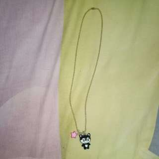 H&M Kitty Necklace