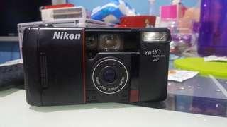 Nostalgic Nikon TW20 film Camera