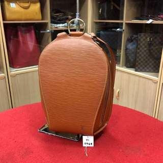 louis vuitton backpack epileather