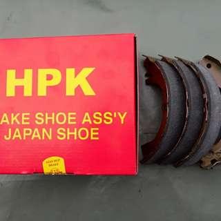 Brake Shoe kancil