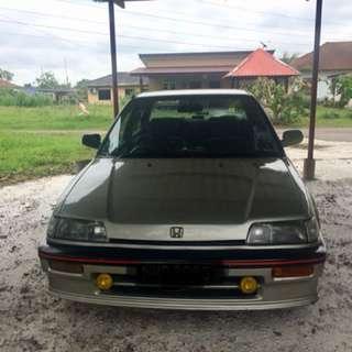 Honda EX 1.5 (A) CARB 1995 or Older