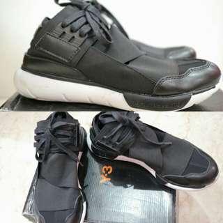 Adidas y3 qasa high - hitam