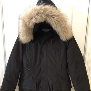 NEW TNA BANCROFT PARKA