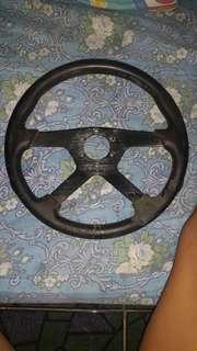 Steering momo vintage 27mar1996. Side mirror chrome fander dan blow off