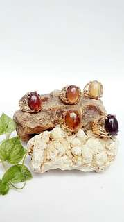 Batu cincin mustika katilayu kristal