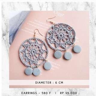 Earrings Bohemian