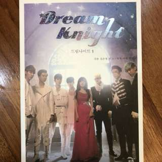 Dream Knight comic books