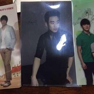Folders(JYJ/Kim Soo Hyun)