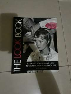 The look book buku impor makeup