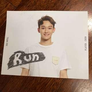 Chen Postcard