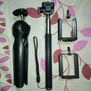 Monopod/Tripod (MANUAL)