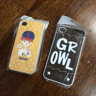 EXO iPhone 4/4s phone cover
