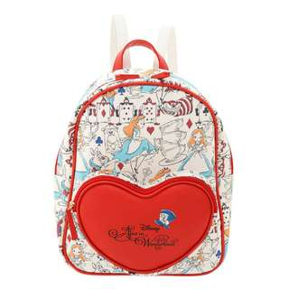 [PO] Disney Japan Alice in Wonderland ALICE PARTY Backpack