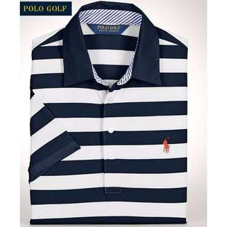 🚚 [CLEARANCE SALES] Ralph Lauren TAILORED-FIT PERFORMANCE POLO (French Navy)