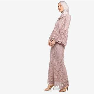 LUBNA LACE KURUNG FOR RENT