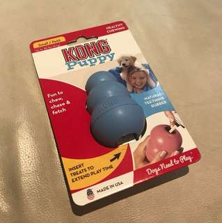 Kong Toy for Puppy (Small)